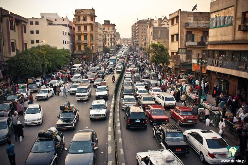 Przez Egipt - Pół roku w Afryce